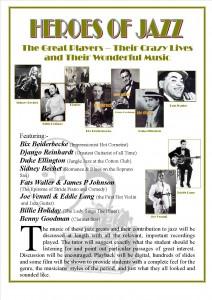 2. Heroes Of Jazz