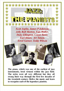 7. Jazz Pianists